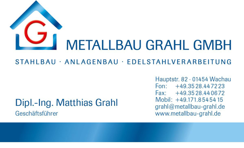 metallbau grahl